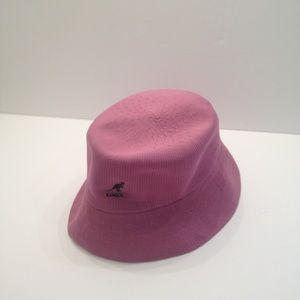 Vintage Kangol Pink Bucket hat